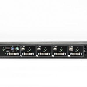 Vertiv Avocent SC840-201 KVM switch Black