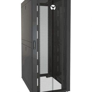 Vertiv VR3350SP rack cabinet 42U Freestanding rack Black, Transparent