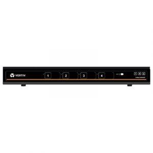 Vertiv Cybex SC 845DP KVM switch Black
