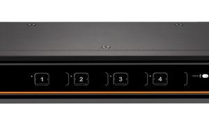 Vertiv Cybex SC 945XP KVM switch Black
