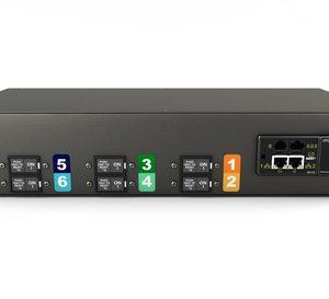 Vertiv Geist GI30030L power distribution unit (PDU) 12 AC outlet(s) 2U Black