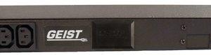 Vertiv G1010 power distribution unit (PDU) 16 AC outlet(s) 1U Black
