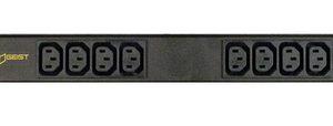 Vertiv EGVHVRB082-104C13UK-V power distribution unit (PDU) 8 AC outlet(s) Black