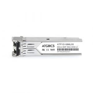 ATGBICS 320-2801-C network transceiver module Fiber optic 1000 Mbit/s SFP 850 nm