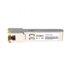 ATGBICS J8177D-C network transceiver module Copper 1250 Mbit/s SFP
