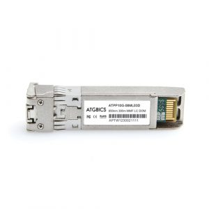 ATGBICS J9150D-C network transceiver module Fiber optic 10000 Mbit/s SFP+ 850 nm
