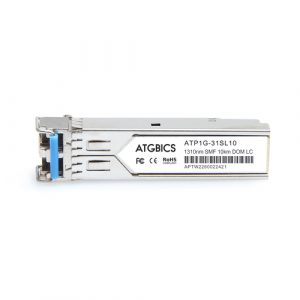 ATGBICS JX-SFP-1GE-LX-C network transceiver module Fiber optic 1000 Mbit/s 1310 nm