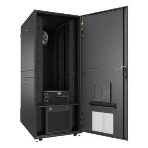 Vertiv VRCS3350-230VSU rack cooling equipment Black Built-in display